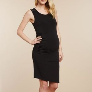 Jessica Simpson hardware detail maternity dress